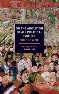 Weil political parties