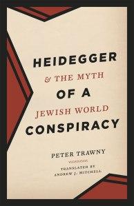 Trawny Heidegger Jewish 2016