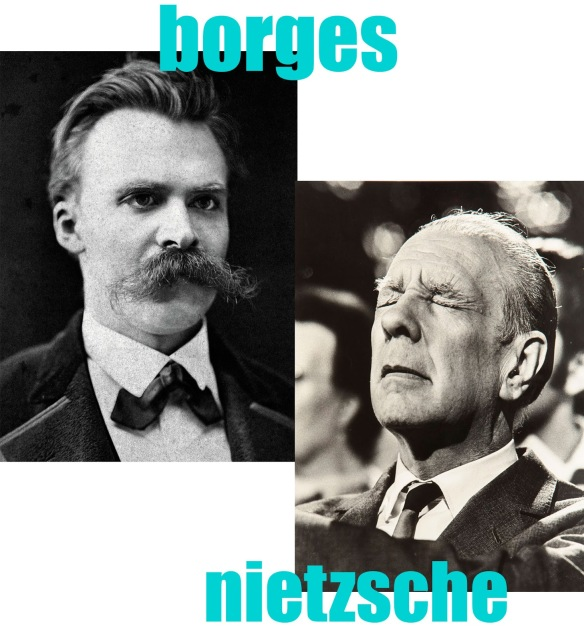 Espacio Santos Dumont: Nietzsche en Borges